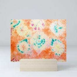 malibu sunrise Mini Art Print
