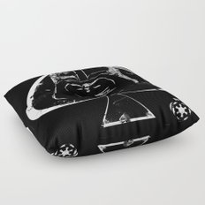 Ace of Vades Floor Pillow