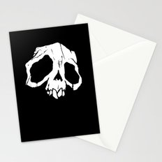 Ghoul Skull Stationery Cards