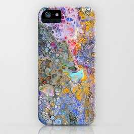 Celestial Explosion iPhone Case