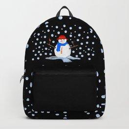 Snowman 02 Backpack