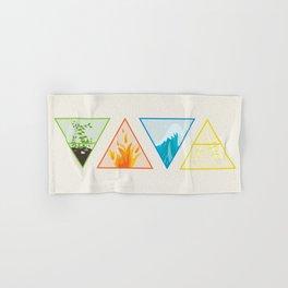 Elements Hand & Bath Towel