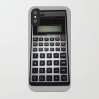 math iPhone & iPod Cases featuring Fuck Math by Wis Marvin