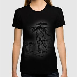 Worker in China's Plantation T-shirt