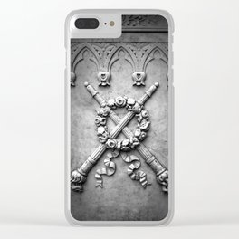 Light Lost Clear iPhone Case