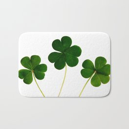 Shamrocks Bath Mat