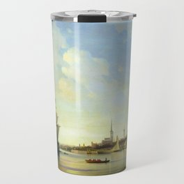 The Reval by Ivan Aivazovsky Travel Mug