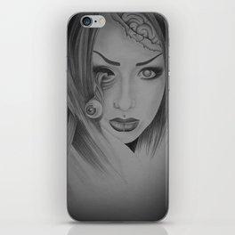 Devines zombies #5 iPhone Skin