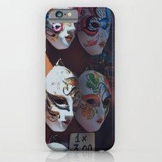Venetian masks iPhone 6s Slim Case