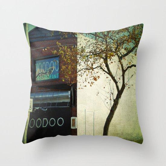 Voodoo Throw Pillow