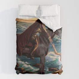 D'Artagnan the Musketeer and the Mermaid Comforters