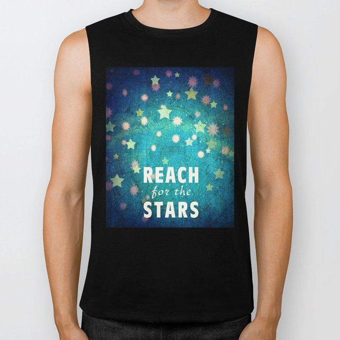 Reach For The Stars Biker Tank