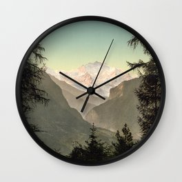 The Maiden Wall Clock