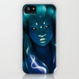 Jellyfish Queen iPhone Case