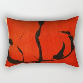 tu corazón (mi ancla) Rectangular Pillow
