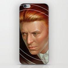 Starman Bowie iPhone & iPod Skin