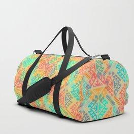Kilim Duffle Bag