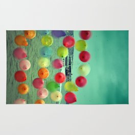 balloons in Istanbul Rug