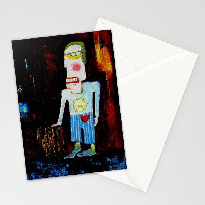 sex symbol Stationery Cards