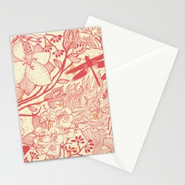 Libelo Libélula Stationery Cards