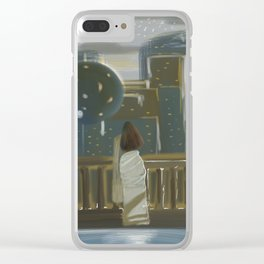 Evening in Dhaka Clear iPhone Case
