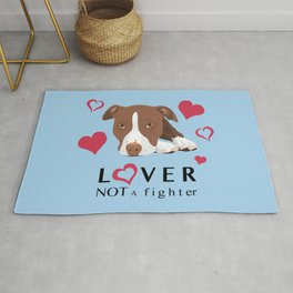 Lover Not a Fighter Rug