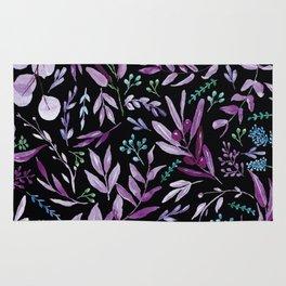 Eucalyptus Violet Rug