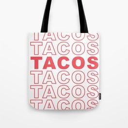 Taco Taco Tote Bag