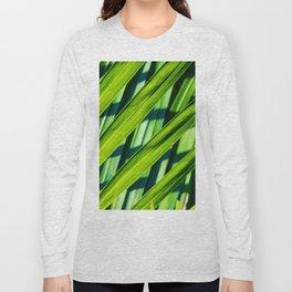 Golden Palm Long Sleeve T-shirt