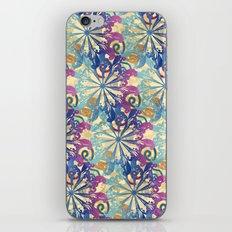 Pattern fantasy iPhone & iPod Skin