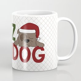 Feliz Navidog Coffee Mug