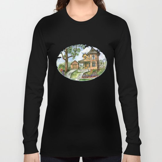 Spring Long Sleeve T-shirt