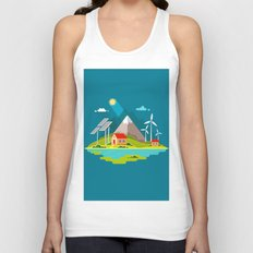 Echo Nature Unisex Tank Top
