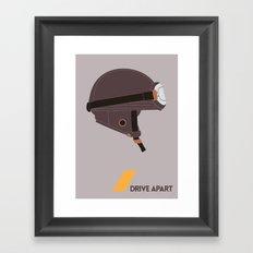 Drive - Drive Apart Framed Art Print