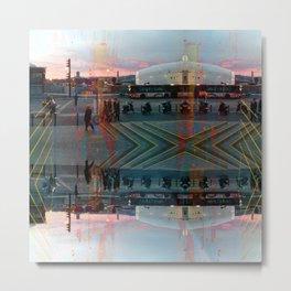 Akin to recalling, instead; understood mimicry. 12 Metal Print