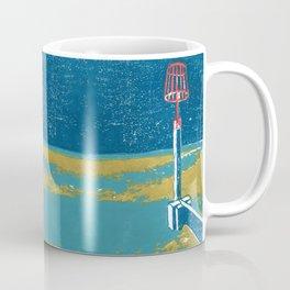 Seaview Fire Beacon in Turquoise Coffee Mug