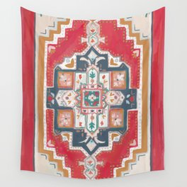 Rugs- Red Wall Tapestry