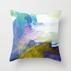 Thin Air Throw Pillow