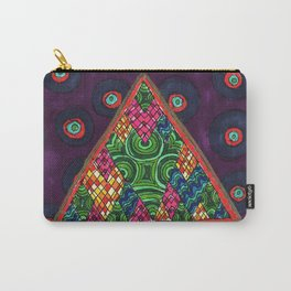 Patterned Pascal Carry-All Pouch
