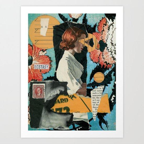 Sensory Input Art Print