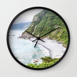 Qingshui Cliff I Wall Clock