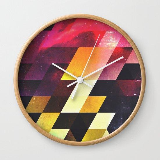 syxx-bynyny Wall Clock