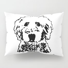 CHRISTMAS GIFTS for the Goldendoodle Dog lover from Monofaces Pillow Sham