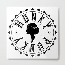 Hunky Punky - Tete #3 Metal Print
