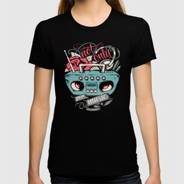 Not Only For Music T-shirt