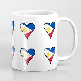Flag of Philippines 3 -Pilipinas,Filipinas,filipino,pinoy,pinay,Manila,Quezon Coffee Mug