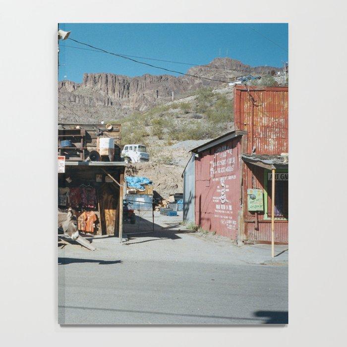 Jackass Junction Notebook