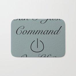 Command Power Bath Mat
