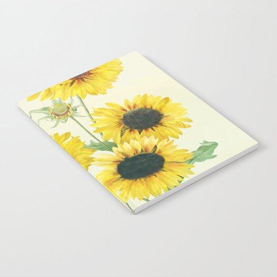 Sunflowers by nadja1