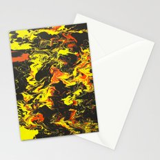 Gravity Painting 22 Stationery Cards